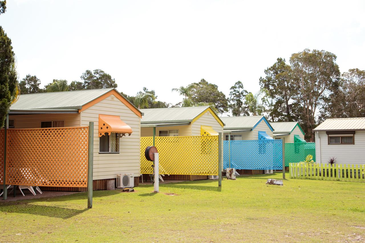 Rainbow Beach Holiday Park - Accommodation Newcastle