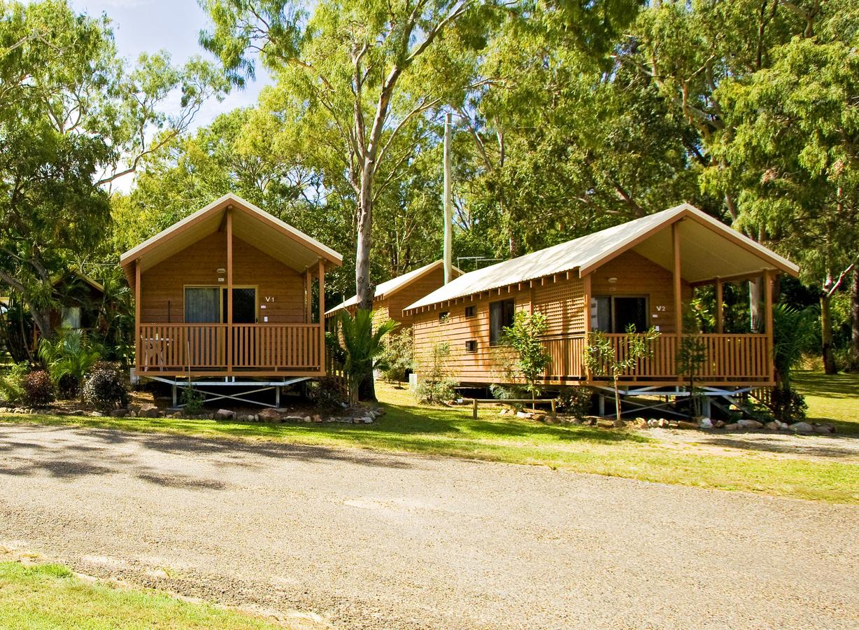 Captain Cook Holiday Village 1770 - Accommodation Newcastle