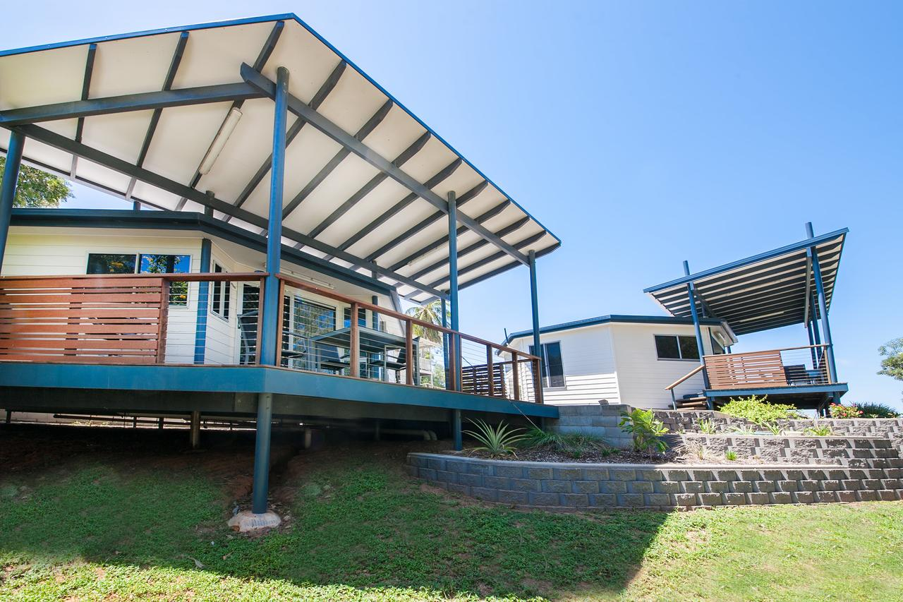 Sunset Cabins 1770 - Accommodation Newcastle