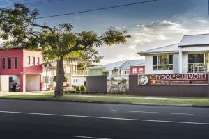 City Golf Club Motel - Accommodation Newcastle