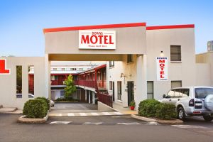 Downs Motel - Accommodation Newcastle