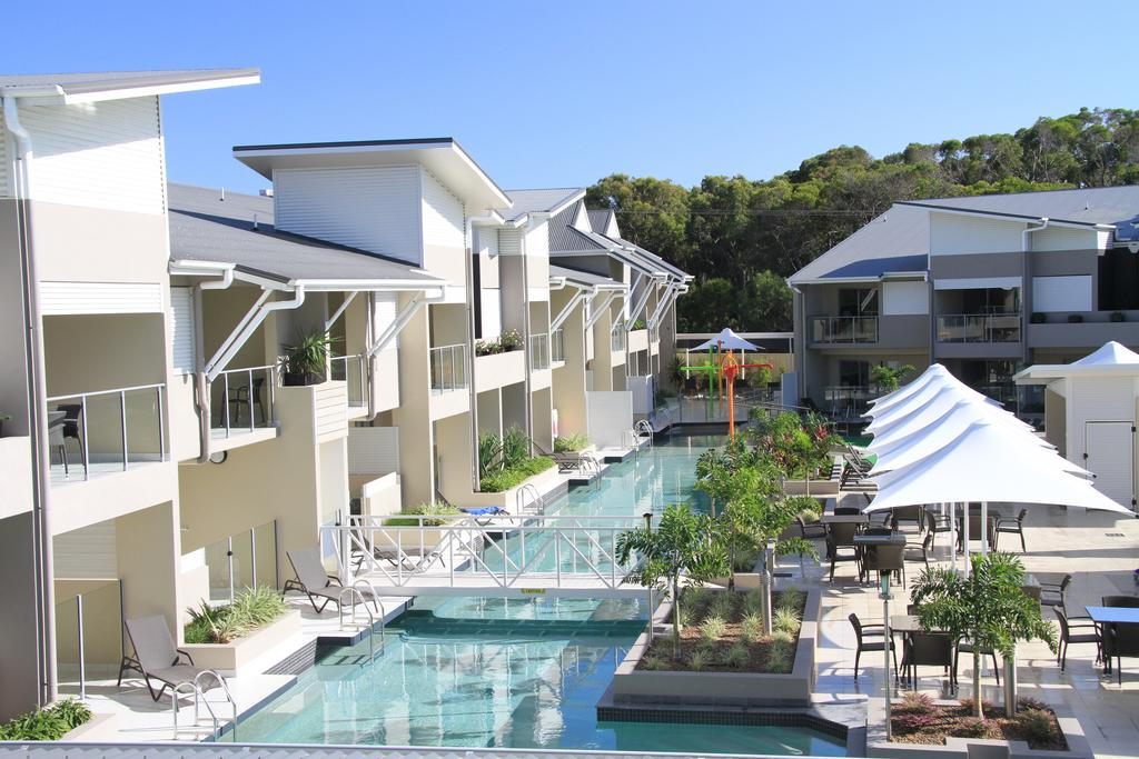1770 Lagoons Central Apartment Resort - Accommodation Newcastle