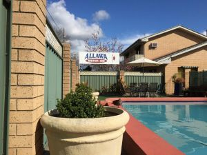 Albury Allawa Motor Inn - Accommodation Newcastle