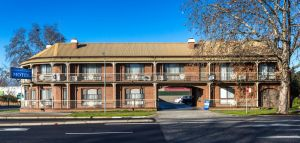 Albury Townhouse Motel - Accommodation Newcastle