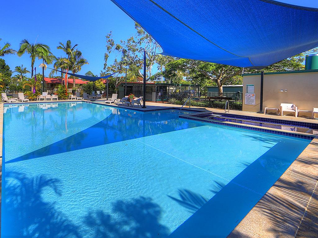 Anchorage Holiday Park - Accommodation Newcastle
