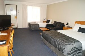 Asters On James Motor Inn - Accommodation Newcastle