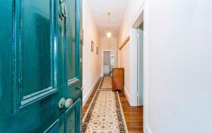 Azile 1875 Heritage Victorian Duplex - Accommodation Newcastle