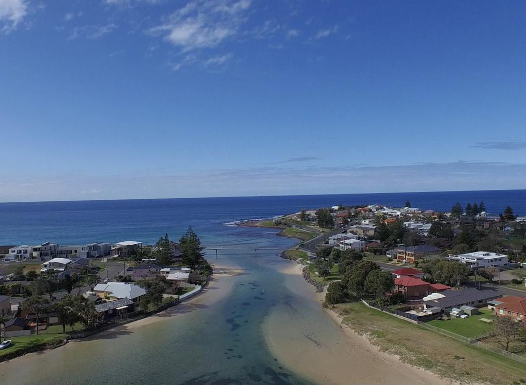 Barrack Point Holidays - Accommodation Newcastle